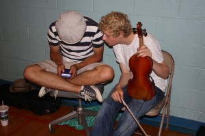 chas and rob gameboy fiddle